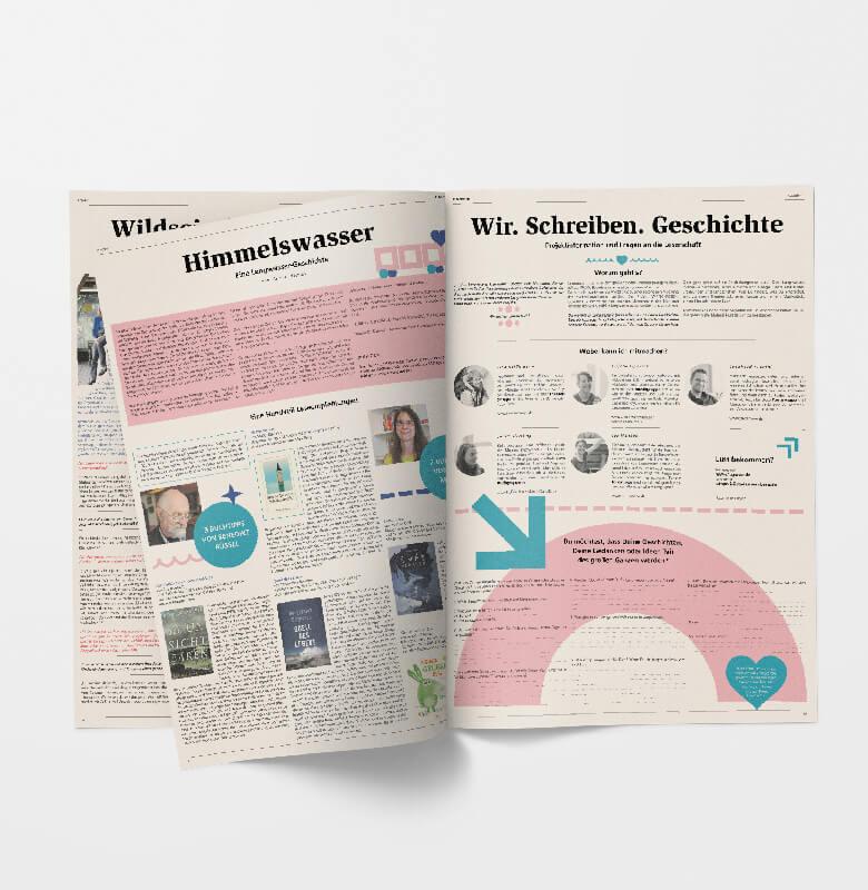 Zeitschriftgestaltung_Doppelseite9